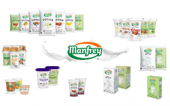 Item 1 Manfrey - Packaging