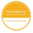 Certificado Facebook